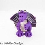 Dragon front view - copyright Helen White