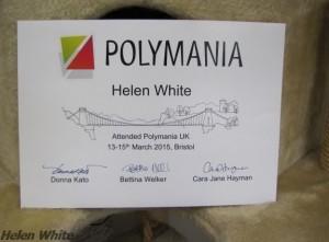 Workshop certificate
