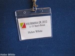 Name badge